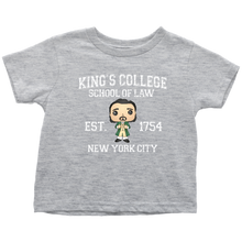 Load image into Gallery viewer, King's College Toddler T-Shirt