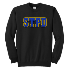 Load image into Gallery viewer, STFD Youth Crewneck Sweatshirt
