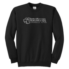 Load image into Gallery viewer, Christmas Bells Youth Crewneck Sweatshirt
