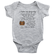 Load image into Gallery viewer, Andre De Shields Infant Bodysuit