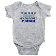 Load image into Gallery viewer, Strange/Powerful Infant Bodysuit