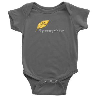 Running Out of Time Infant Bodysuit