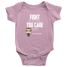 Load image into Gallery viewer, RBG Fight Infant Bodysuit