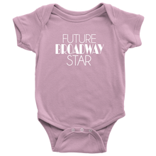 Load image into Gallery viewer, Future Broadway Star Infant Bodysuit
