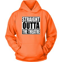 Load image into Gallery viewer, Straight Outta Theatre Hoodie