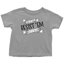 Load image into Gallery viewer, Resist Toddler T-Shirt