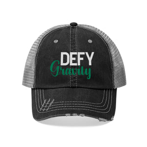 Defy Gravity Unisex Trucker Hat
