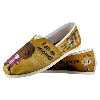 Hamilton Slip-On Shoes