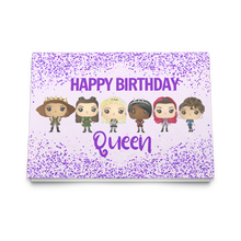 Load image into Gallery viewer, Queen Birthday Cards