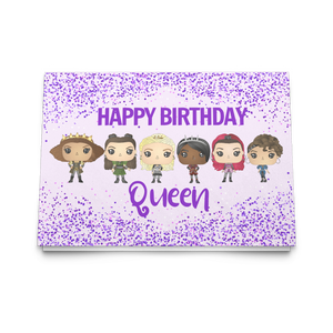 Queen Birthday Cards