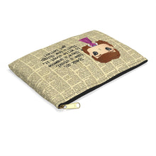 Load image into Gallery viewer, Katherine Plumber Accessory Pouch