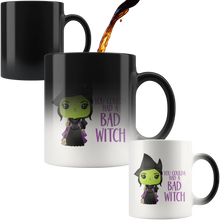 Load image into Gallery viewer, Bad Witch Color Changing 11oz Mug