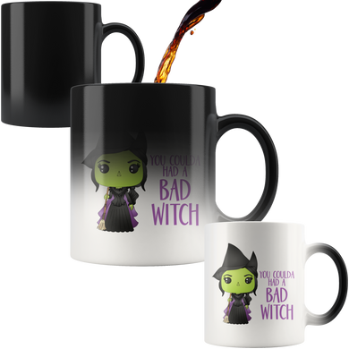 Bad Witch Color Changing 11oz Mug