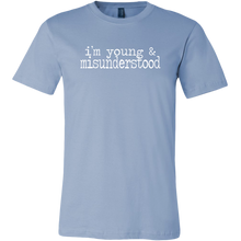 Load image into Gallery viewer, Young & Misunderstood T-Shirt