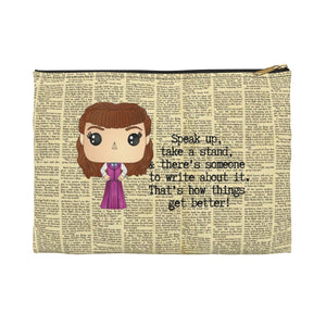 Katherine Plumber Accessory Pouch
