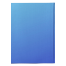 Load image into Gallery viewer, I'm Dramatic Hardcover Journal (Blue)