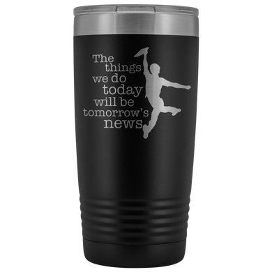 Newsies 20oz Tumbler