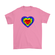 Load image into Gallery viewer, Unruly Heart Plus Size Tshirt