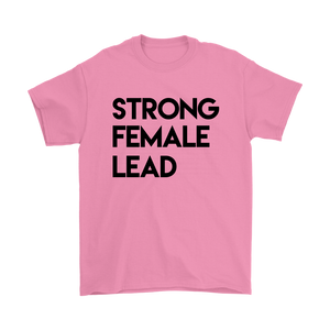 Strong Female Lead Plus Size T-shirt