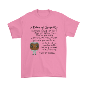 Andre De Shields Plus Size T-Shirt