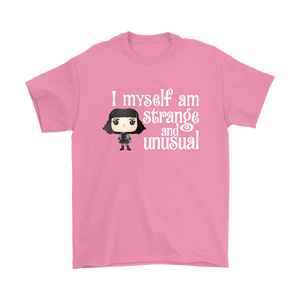 Lydia Strange & Unusual Plus Size T-Shirt