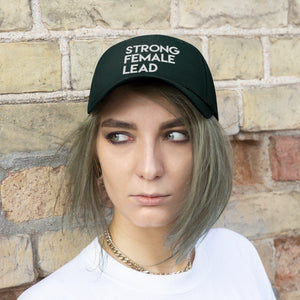 Strong Female Lead Unisex Twill Hat
