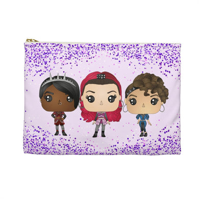 Six Queens Accessory Pouch