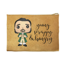 Load image into Gallery viewer, Young, Scrappy, Hungry Accessory Pouch