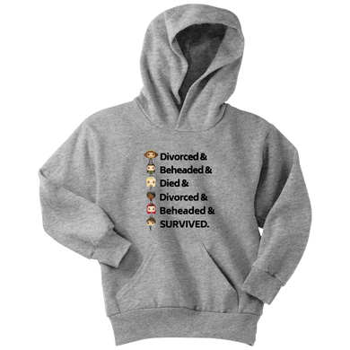 Six Queens Youth Hoodie