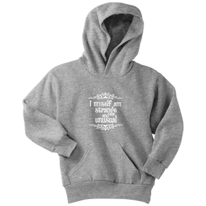 Strange & Unusual Youth Hoodie