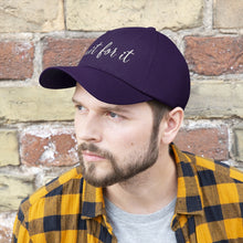 Load image into Gallery viewer, Wait For It Unisex Twill Hat