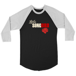 Little Songbird Raglan T-shirt