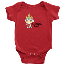Load image into Gallery viewer, Awesome Wow Infant Bodysuit