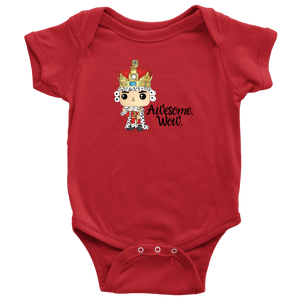 Awesome Wow Infant Bodysuit