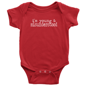 Young & Misunderstood Infant Bodysuit