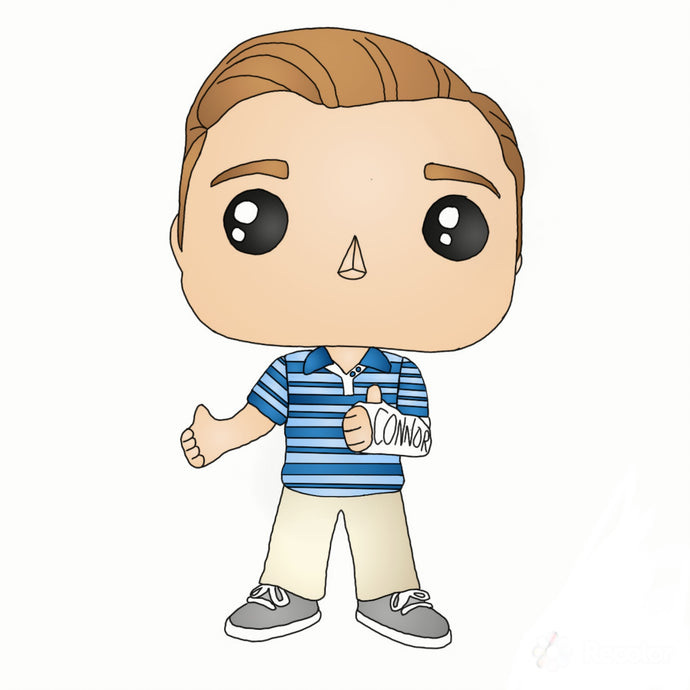 Evan Hansen Sticker