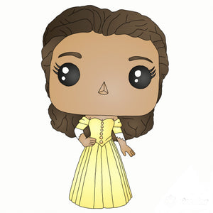 Peggy Schuyler Sticker
