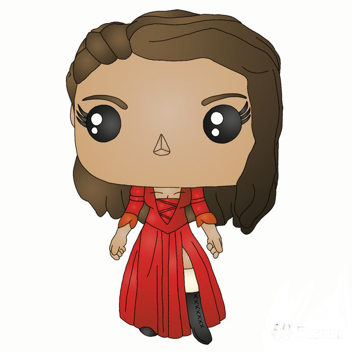 Maria Reynolds Sticker