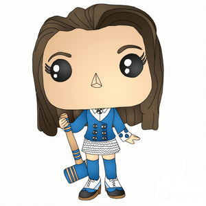 Veronica Sawyer Sticker