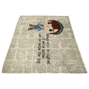 Newsies Blanket