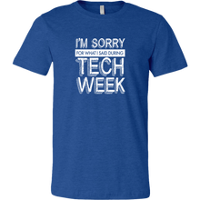 Load image into Gallery viewer, Tech Week Unisex T-Shirt