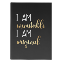 Load image into Gallery viewer, Inimitable Original Hardcover Journal