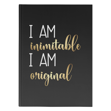 Inimitable Original Hardcover Journal