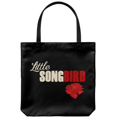 Little Songbird Tote Bag