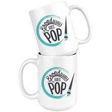Load image into Gallery viewer, Broadway Goes Pop 15oz Mug