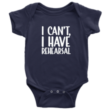 Load image into Gallery viewer, Rehearsal Infant Bodysuit
