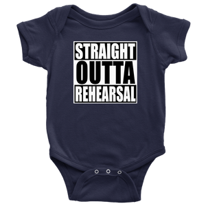 Straight Outta Infant Bodysuit