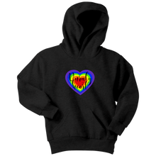Load image into Gallery viewer, Unruly Heart Youth Hoodie
