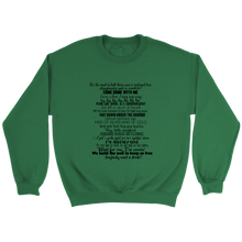 Load image into Gallery viewer, Hadestown Act One Crewneck Sweatshirt