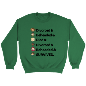 Six Queens Crewneck Sweatshirt
